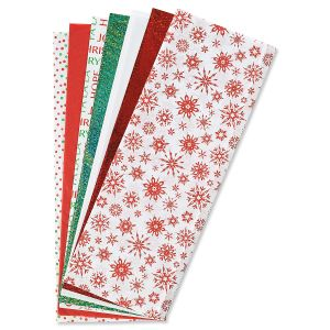 Merry & Bright Tissue Sheets
