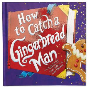 How to Catch a Gingerbread Man Storybook
