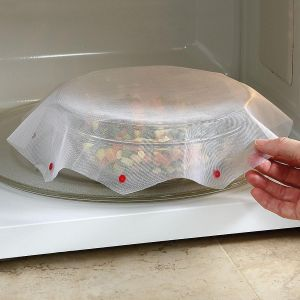Microwave Splatter Screen