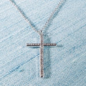 "16"" Cross Necklace"