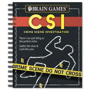 CSI Crime Brain Games®