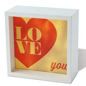 Love Heart Light Box