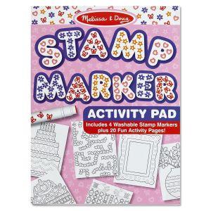 Pink Stamp Marker Set  by Melissa & Doug®