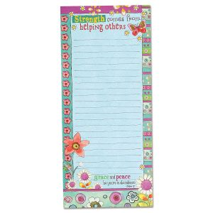 Strength Magnetic List Pad