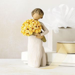 Willow Tree® Good Cheer Figurine