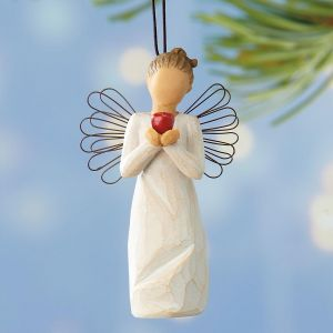 You're the Best Willow Tree® Ornament