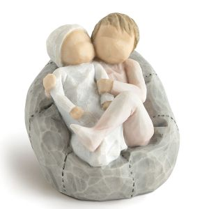 Blush My Baby Figurine by Willow Tree®