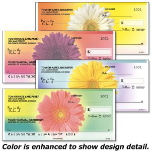 Illuminated Petals Single Checks