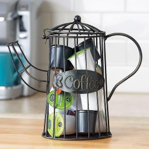 Carafe Coffee Pod Holder