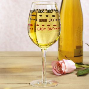 Day';s Pour Wineglass
