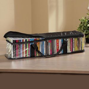 CD Case Black