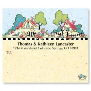 Home Sweet Home  Package Labels
