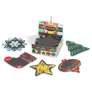 Christmas Scratch Art by Melissa & Doug®