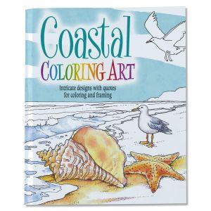 Coastal Coloring Book