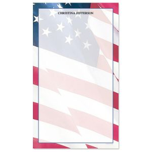 American Glory Notepad