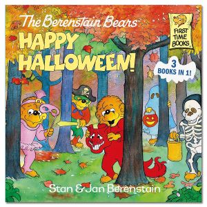 Berenstain Bears Happy Halloween 3 Book in 1