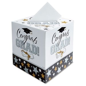 Graduation Card Holder Box