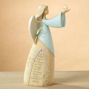 Foundations Bereavement Angel Figurine