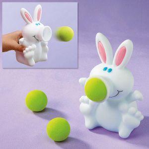 Bunny Popper & 3 Balls