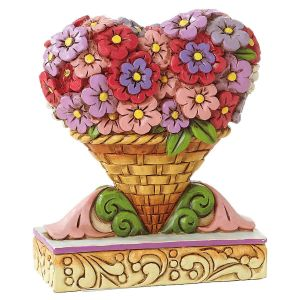 Heart Figurine by Jim Shore