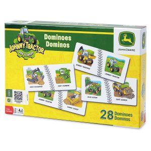 Tractor Dominoes Game