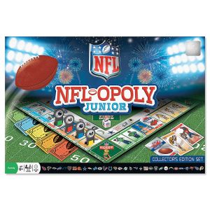 NFL-Opoly® Jr. Collector's Editions Game