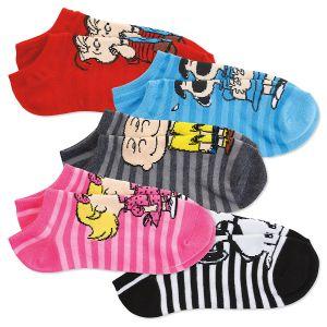 PEANUTS® Striped Socks