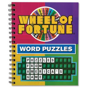 Wheel of Fortune® Word Puzzles Book