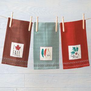 Autumn Kitchen Towels