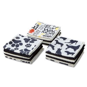 Animal Print Microfiber Cloths
