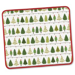 Tree Farm Microfiber Drying Mat
