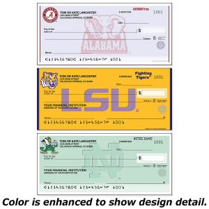 Collegiate Single Checks