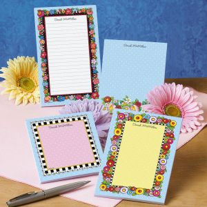 Mary Engelbreit® Personalized Stationery Memo Set