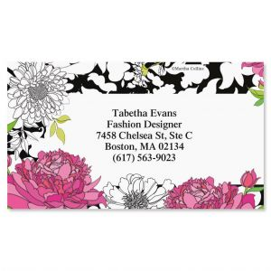 Just One Floral Business Card
