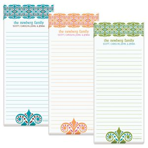 Improv Memo Pads  (3 Colors)