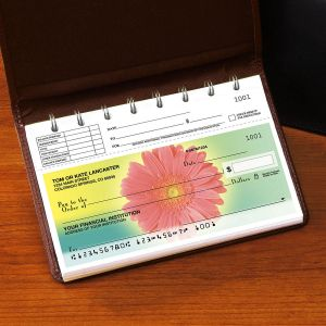Illuminated Petals Top-Stub Checks