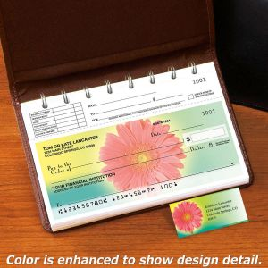 Illuminated Petals Top-Stub Single Checks
