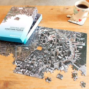 Satellite Image Photo Puzzle