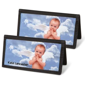Good Heavens  Checkbook Covers - Non-Personalized