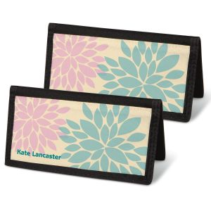 Bella Silhouette  Checkbook Cover - Non-Personalized