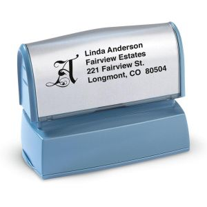 Initial Choice-Standard Address Stamper