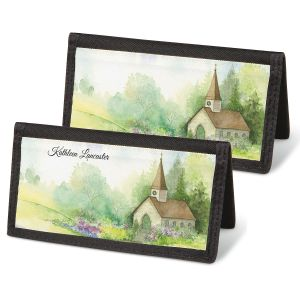 Grace Checkbook Covers