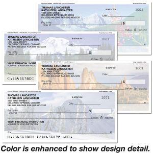 Rocky Mountains Single Checks
