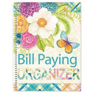 Bright Days Bill Paying Organizer