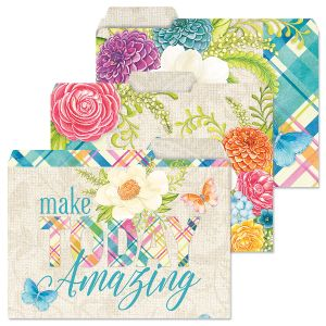 Bright Days File Folders