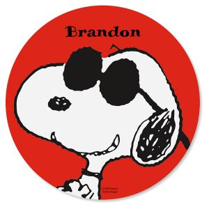 Snoopy™ Personalized Mouse Pad