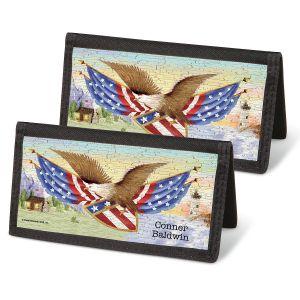 American Eagle Checkbook Covers
