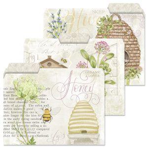 Art of Beekeeping File Folders