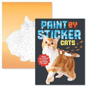 Cats Paint By Sticker