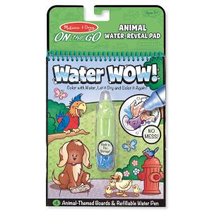 Animals Water Wow! by Melissa & Doug®